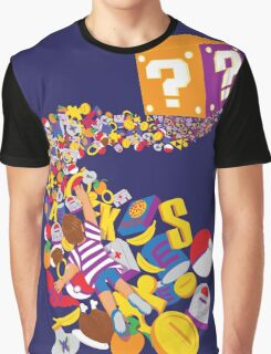 Quest for Power Graphic T-Shirt