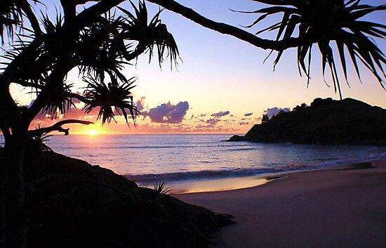 cabba sunrise ... by gail woodbury