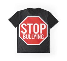 Stop Bullying Graphic T-Shirt