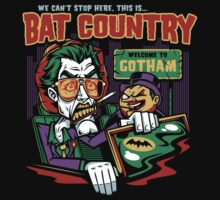Bat Country Kids Clothes
