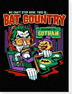 Bat Country by harebrained