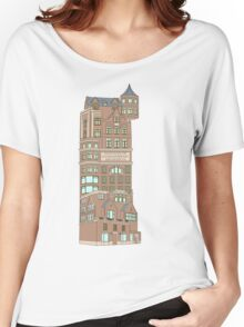 institute of schizophrenic architects Women's Relaxed Fit T-Shirt