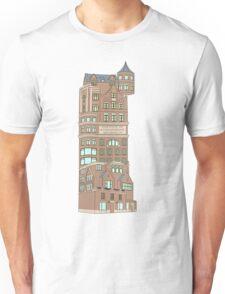institute of schizophrenic architects Unisex T-Shirt