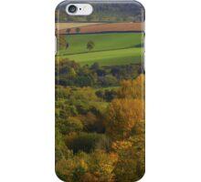 Devon's Autumn Landscape  iPhone Case/Skin