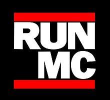 RUN MC - Alternative version for sticker. by 2monthsoff