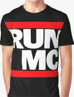 RUN MC - Alternative version Graphic T-Shirt