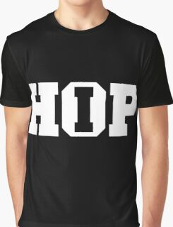HIP HOP Music is my religion. Black version. Graphic T-Shirt