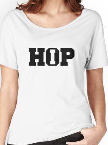 HIP HOP!  Women's Relaxed Fit T-Shirt