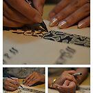 HANDS AT WORK! by kamaljeet kaur