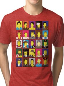 Hall of Hanks Tri-blend T-Shirt