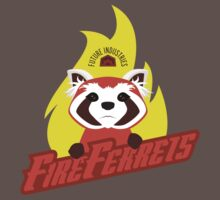 Future Industries Fire Ferrets by jdotrdot712