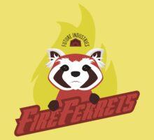 Future Industries Fire Ferrets Kids Clothes