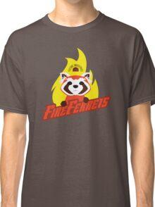 Future Industries Fire Ferrets Classic T-Shirt