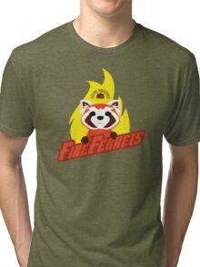 Future Industries Fire Ferrets Tri-blend T-Shirt