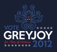 VOTE GREYJOY 2012 by Bamboota