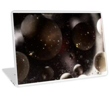 Bubblescapes - Oil in Water I Laptop Skin