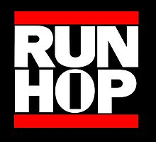 Funny RUN HIP HOP  by 2monthsoff