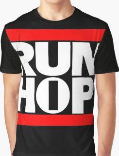 RUN HIP HOP  Graphic T-Shirt