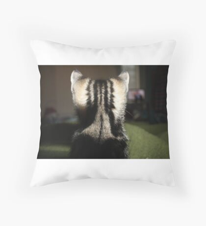Rue. Throw Pillow