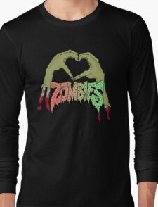 I love Flatbush Zombies Long Sleeve T-Shirt