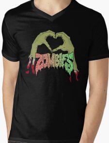 I love Flatbush Zombies Mens V-Neck T-Shirt