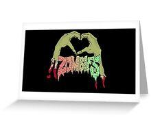 I love Flatbush Zombies Greeting Card