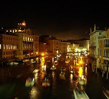 Leaving Venice by WDaRos714