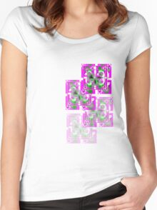 Surrealism Women's Fitted Scoop T-Shirt