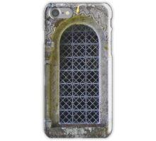 Chapel window  iPhone Case/Skin