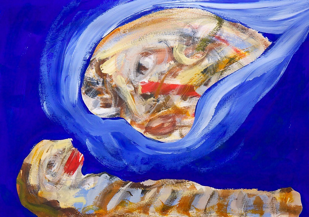 The dream by Adam Bogusz