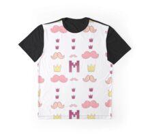 Markiplier -Mustache invasion Graphic T-Shirt