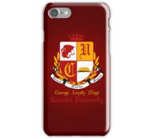 Camelot University (Iphone Case) iPhone Case/Skin
