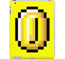 Super Mario World pixel coin iPad Case/Skin