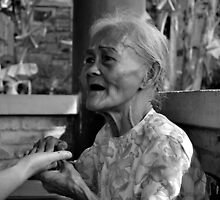 The Palm Reader of Hue by claireh