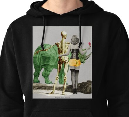 The Wasabi happiness,  Margarita García Alonso Pullover Hoodie