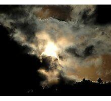 Eclipsed Photographic Print