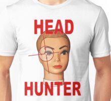 head hunter Unisex T-Shirt