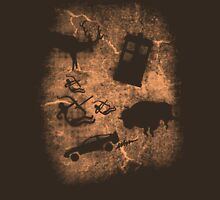CAVE OF TIME T-Shirt