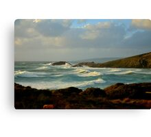 Late Afternoon at Canal Rocks, Yalingup, Western Australia Canvas Print
