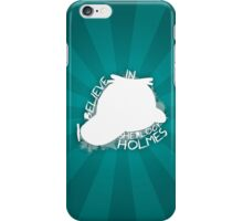 Deerstalker Iphone One iPhone Case/Skin