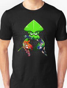 Splatoon Trio Unisex T-Shirt