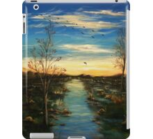 The forgotten valley iPad Case/Skin