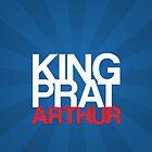 King Prat's Iphone by KitsuneDesigns