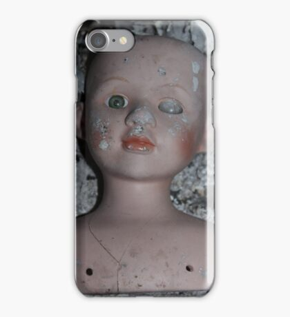 doll and ash iPhone Case/Skin