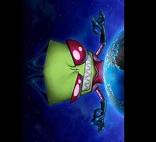 Invader Zim 2 by M Earnest
