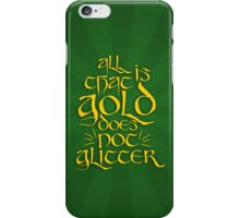 All That Is Gold Cover iPhone Case/Skin