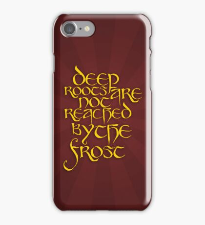 Deep Roots Cover iPhone Case/Skin