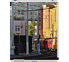 San Diego Trolley Series Downtown iPad Case/Skin