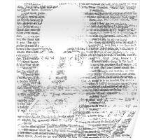 Shakespeare via Hamlet Poster