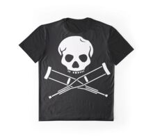 Try, try, try. Extreme sports SKULL Graphic T-Shirt
